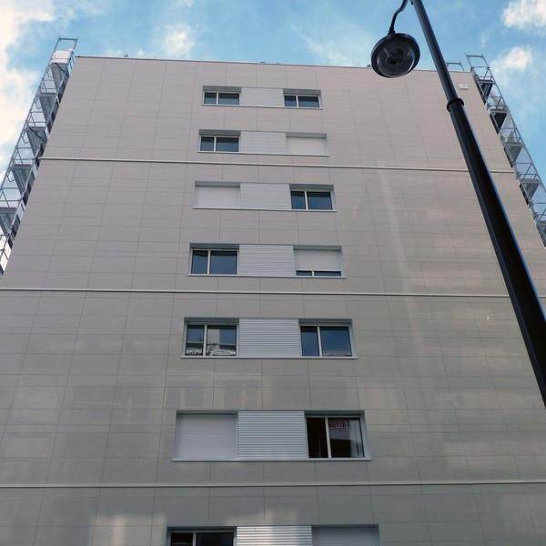 Rénovation énergétique BBC pour la copropriété Du Guesclin