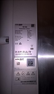 Onduleur puissance 10 kW - 2